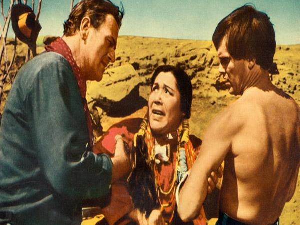 Risultati immagini per sentieri selvaggi film 1956