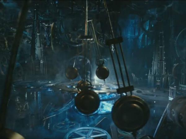Alice attraverso lo specchio film recensione ondacinema - Attraverso lo specchio ...