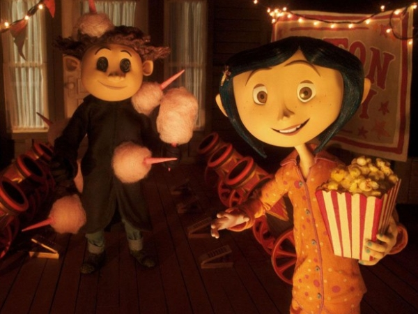 Coraline e la porta magica film recensione ondacinema - Coraline e la porta magica film ...