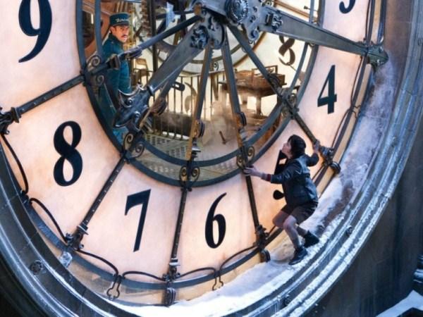hugo cabret orologio