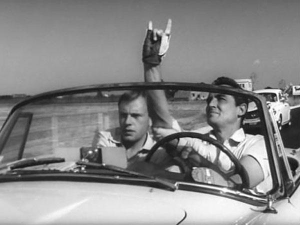 Risultati immagini per il sorpasso film 1962