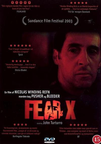 Risultati immagini per Fear x
