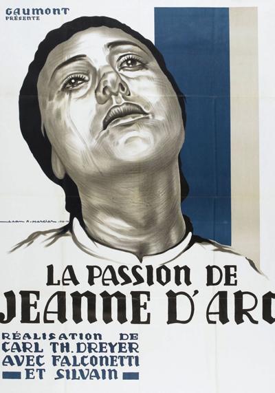 Risultati immagini per La Passione di Giovanna D'Arco