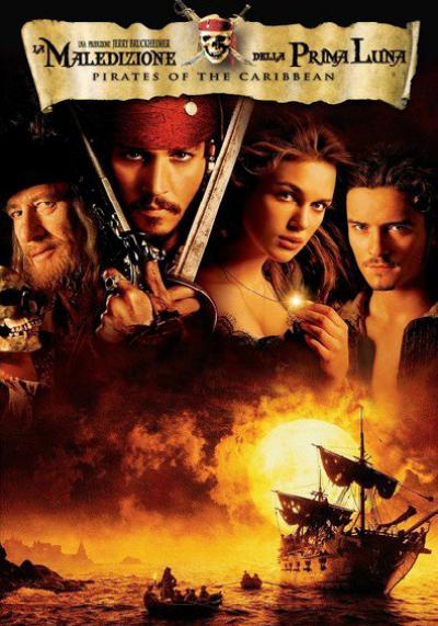 Risultati immagini per pirati dei caraibi la maledizione della prima luna